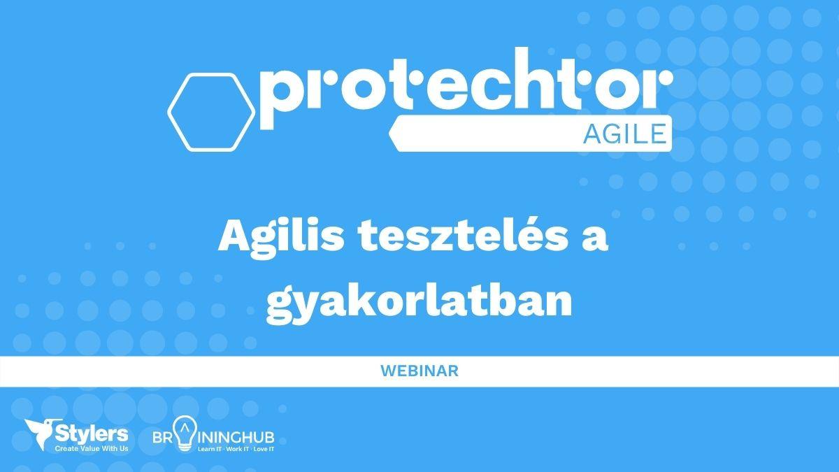 PT A Agilis tesztelés web